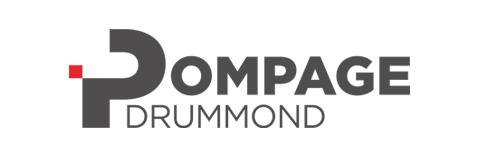 Pompage Drummond Logo
